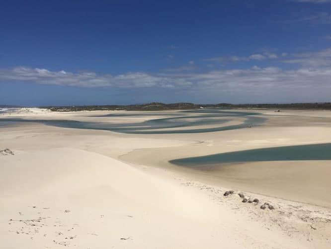 Atlantis sand dunes, Cape Town