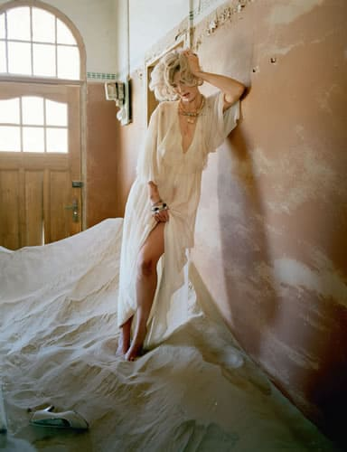 Photo production company Namibia - Baker Kent - UK Vogue Tim Walker