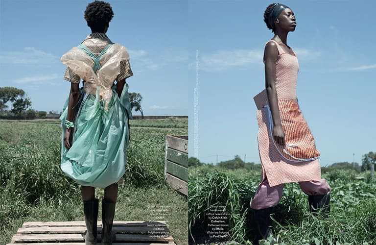 Baker Kent Photo Production company Africa - Another Magazine - by Jackie Nickerson