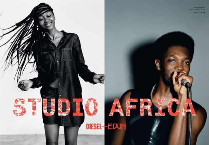 Baker Kent Photo Production Senegal Diesel+Edun - by Alasdair Mclellan
