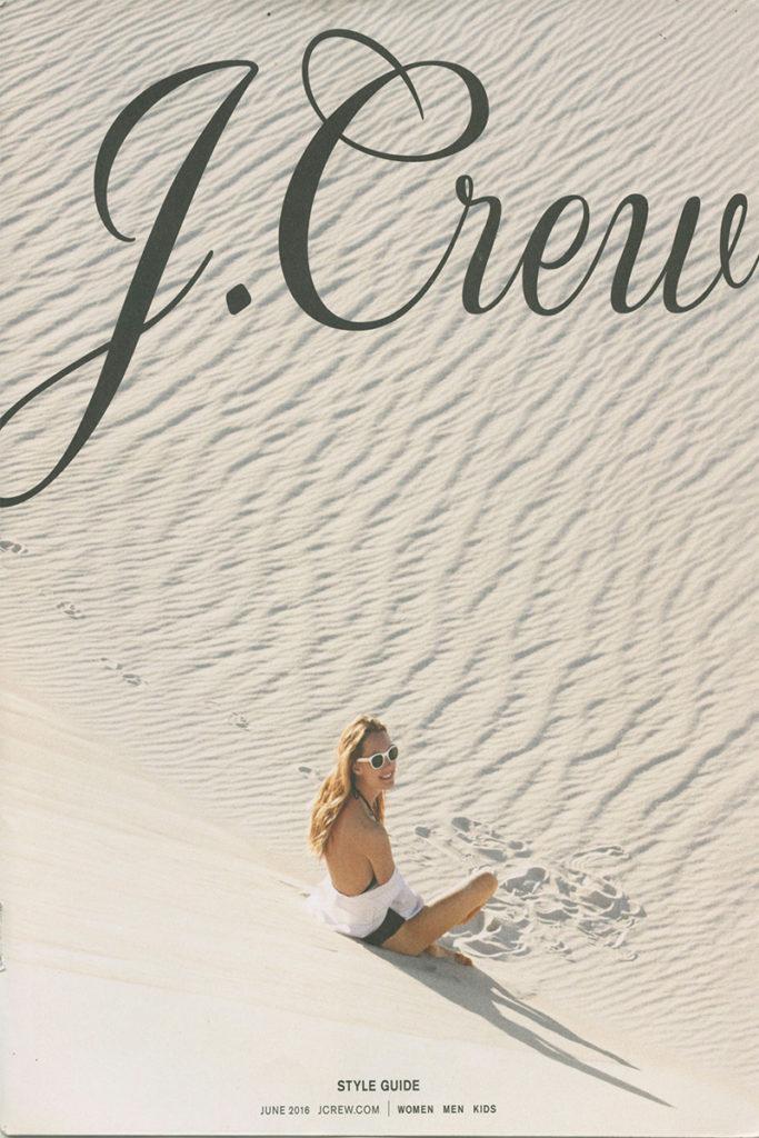 J-Crew Photo Production Cape Town - Baker Kent