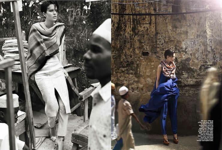 Baker Kent Still Photo Production Zanzibar - Australian Marie Claire by David Gubert