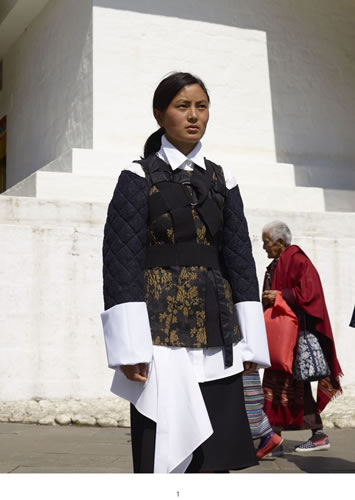 Baker Kent photo production Bhutan - 3.1 Phillip Lim Vivianne Sassen