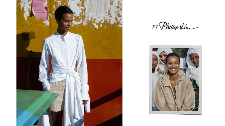 Philip Lim- Ethiopia - Viviane Sassen-Liya Kadebe 6