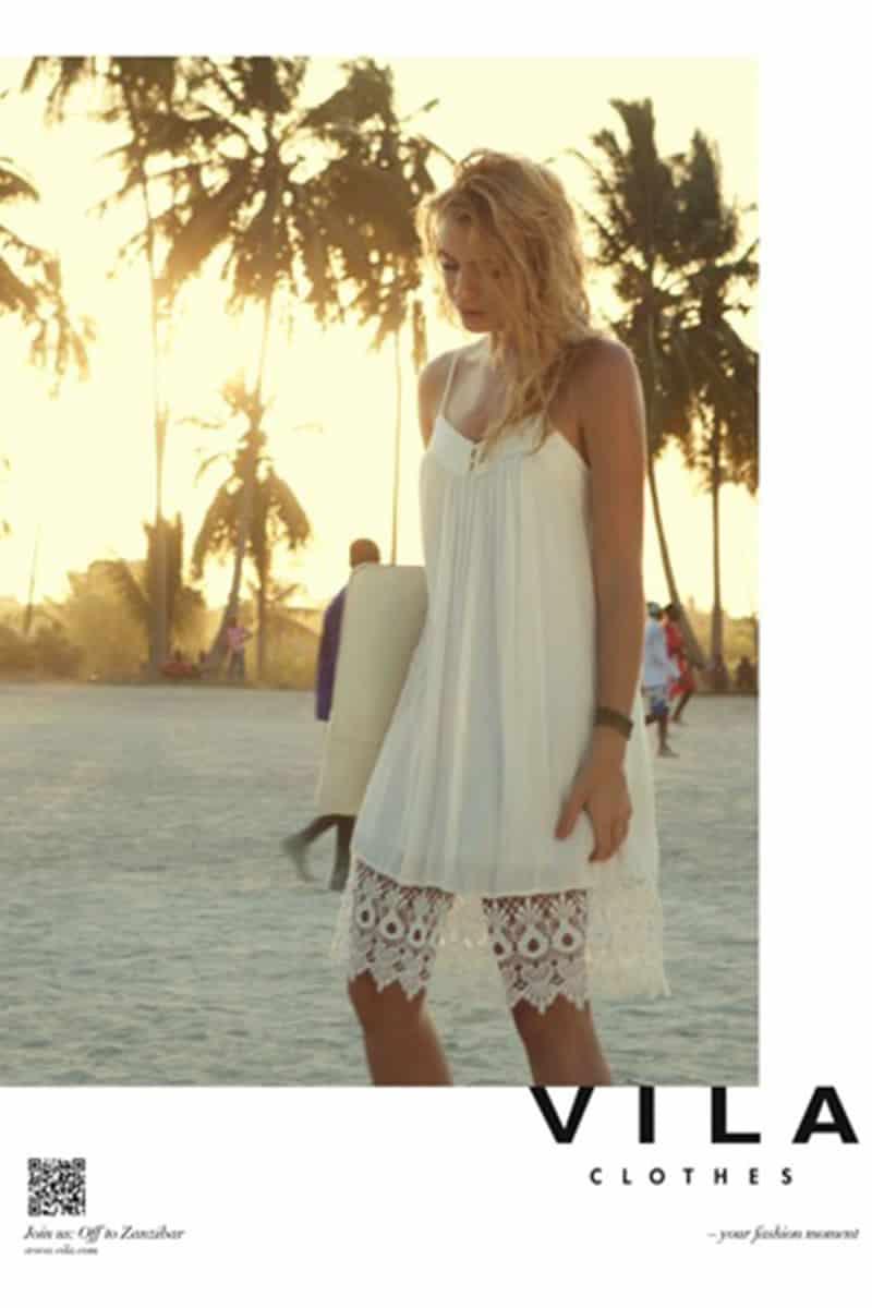 Baker Kent photo production Zanzibar Villa Clothes