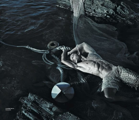 Wanted Magazine -Baker Kent Photo production Cape Town