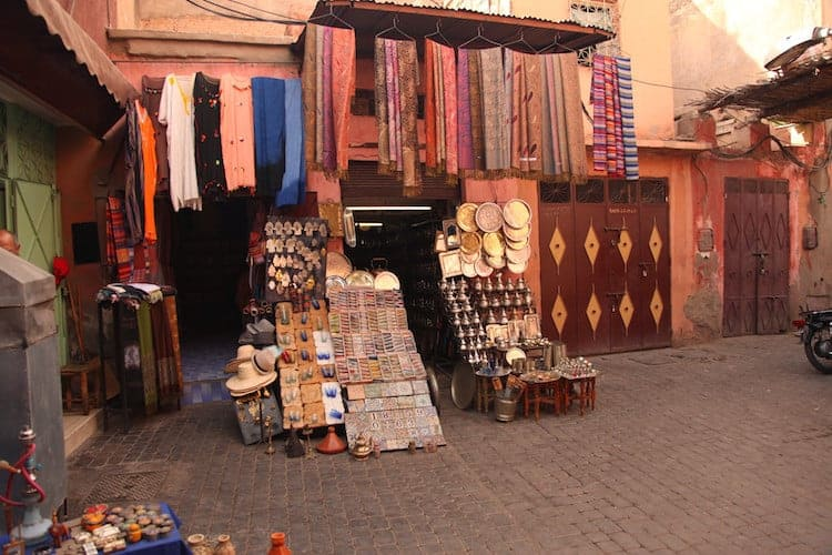 Carpets for sale in Morocco