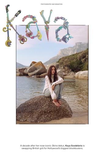 Wonderland - Kaya Scodelario - Baker Kent - Cape Town