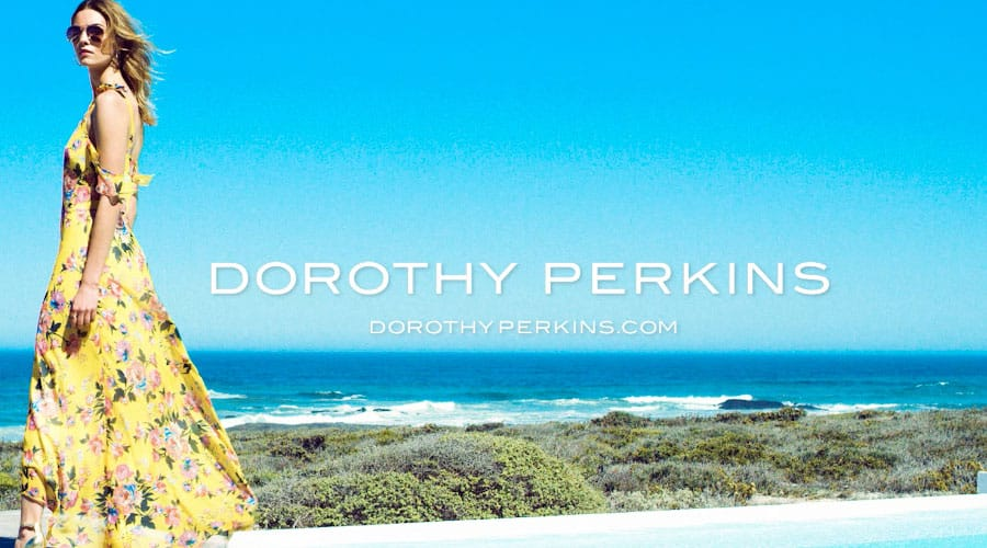 Dorothy Perkins – James Meakin - Cape Town - Production by Baker & Co
