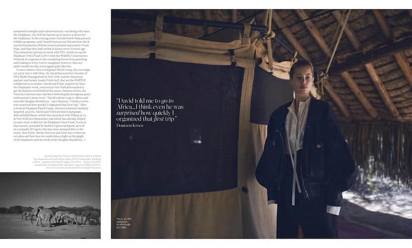 Porter Magazine Baker Kent Kenya