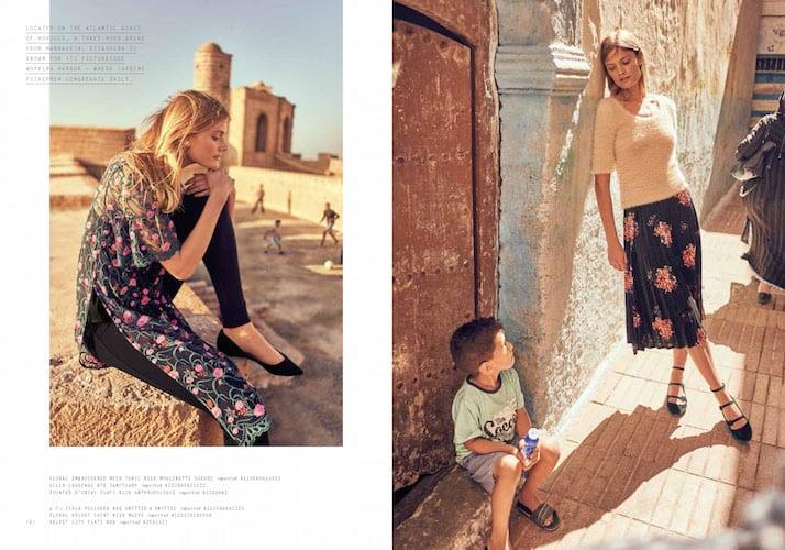 Baker Kent - Anthropologie - Nathan Copan - Morocco