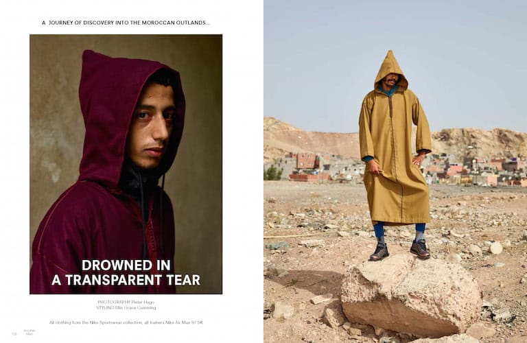 Morocco - Another Man X Nike- Pieter Hugo