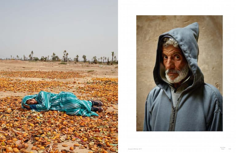 Another Man X Nike- Pieter Hugo – Morocco - Production by Baker & Co