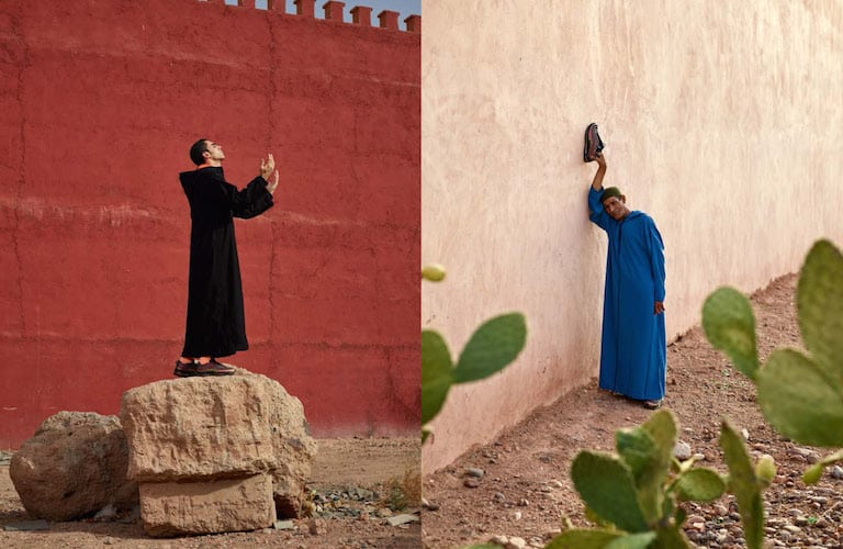 Another Man X Nike- Pieter Hugo – MoroccoAnother Man X Nike- Pieter Hugo – Morocco - Production by Baker & Co