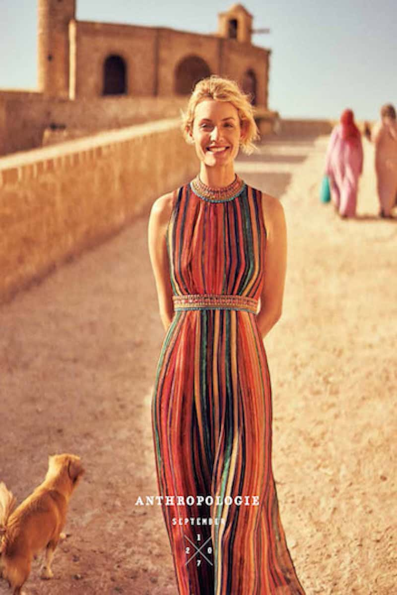 Anthropologie – Nathan Copan – Morocco - Production by Baker & Co