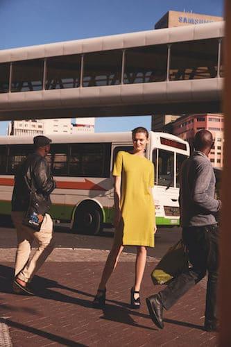 Baker Kent - Bompard - Cape Town