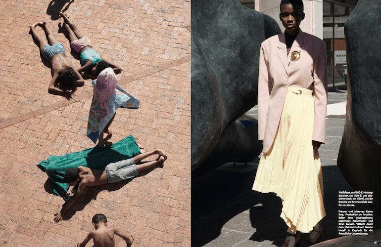 German Vogue – Thomas Lohr – Cape Town