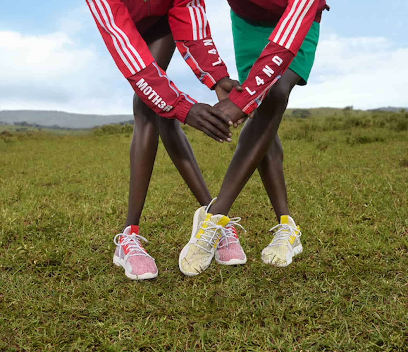 Adidas – Viviane Sassen – Kenya - Production by Baker & Co