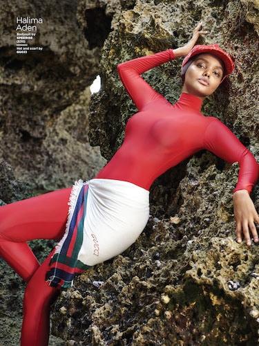 US Sports Illustrated – Yu Tsai – Kenya - Production by Baker & Co