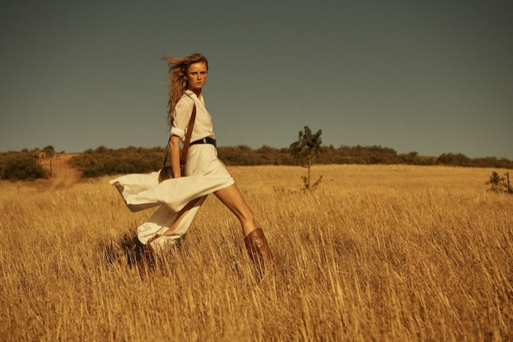 Massimo Dutti – Lachlan Bailey – Cape Town - Production by Baker & Co