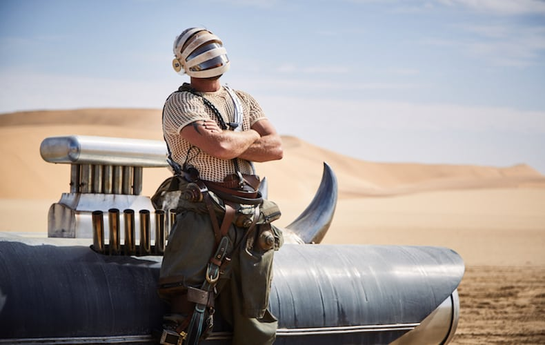 Paco Rabanne – Nick Burton Moore – Namibia - Production by Baker & Co