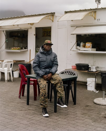Converse - Kyle Weeks - Cape Town - Production by Baker & Co