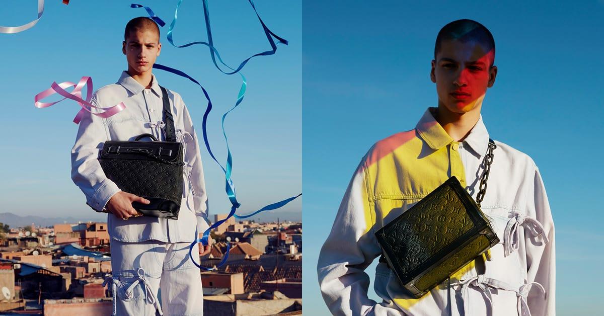 Louis Vuitton - Viviane Sassen - Morocco