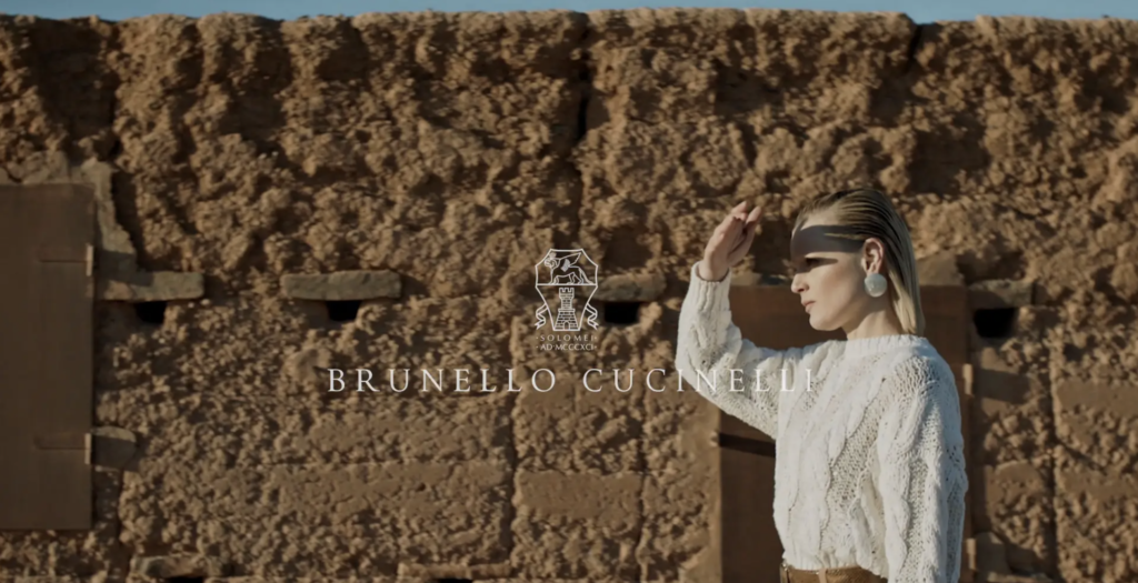 Brunello Cucinelli - Jacopo Maria Cinti