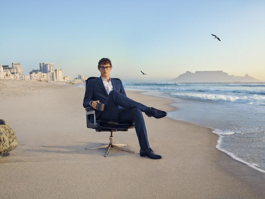 Celio - Tom Bens - Cape Town - Production by Baker & Co