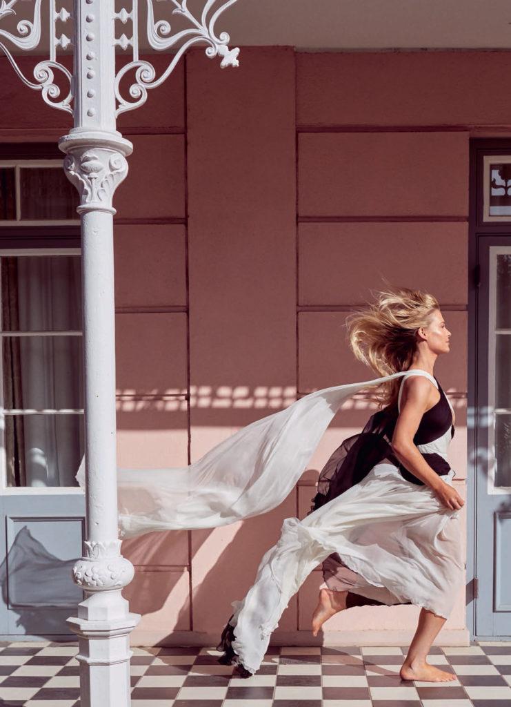Tatler Magazine - Luc Braquet - Cape Town - Photo Production Baker & Co