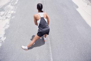 On Running - Antonia Steyn - Cape Town - Production Baker & Co