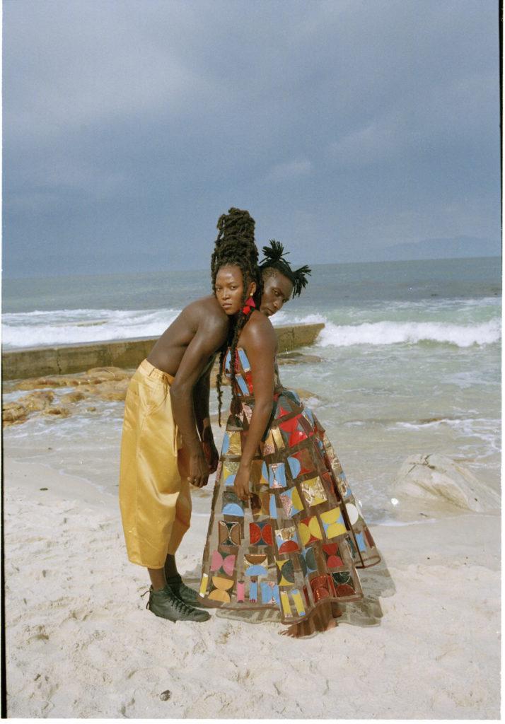 Caroline Mackintosh - Document Journal - Cape Town - Production by Baker & Co