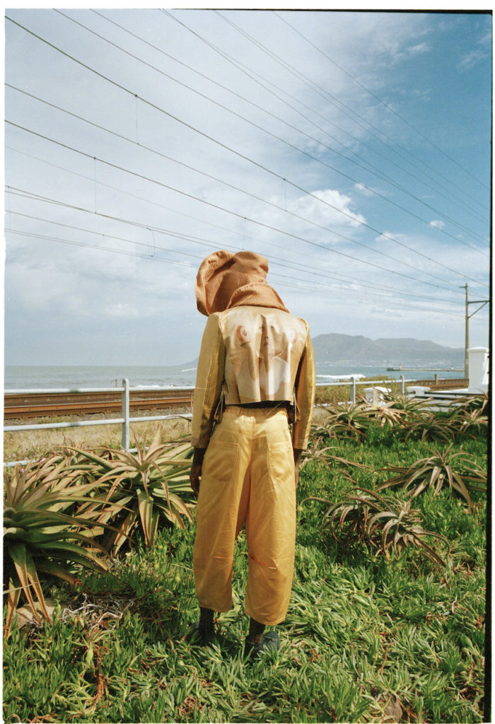 Document Journal - Caroline Mackintosh - Cape Town - Production Baker & Co